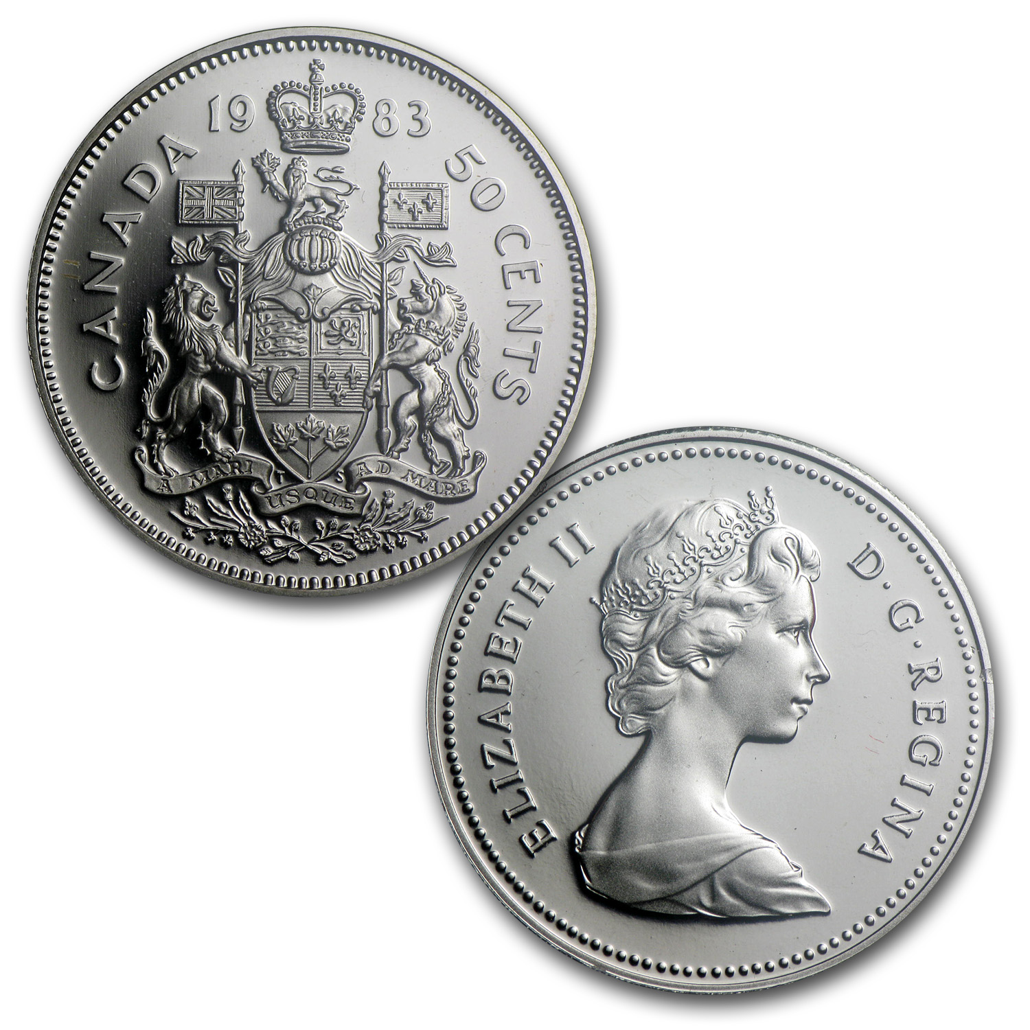 Canada 1983 Proof Specimen Set - 7 Coin Set